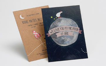 Druckerei Frankfurt – Karten, Postkarten