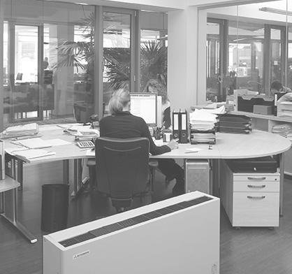 Bürosituation